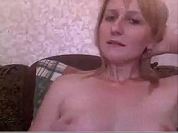 white shy milf flashes