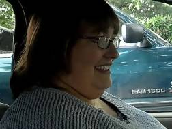 mature fat neighbor woman