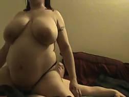 drilling curvy bitch behind