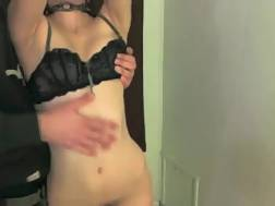 maid gets bound mouth