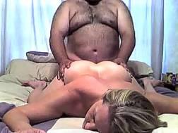 fat hubby always bangs