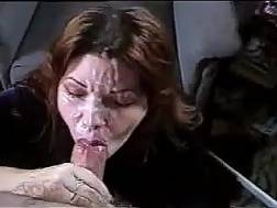 mom blow job cock