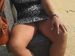 hot mamma wife public