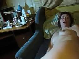 wife toys cunt asshole