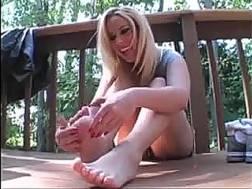 sweet blondie gf demonstrates