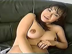 huge boobed japanese sweetie
