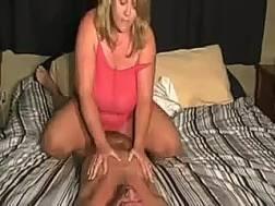 blond sexy mother bbw