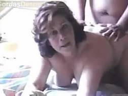 cougar white busty wife