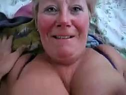 busty white grandmother addicted