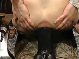 big black dildo backdoor
