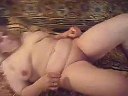 curvy blondie mother gets