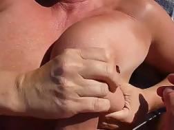 big breasted skank huge