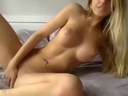 sexually alluring livecam model