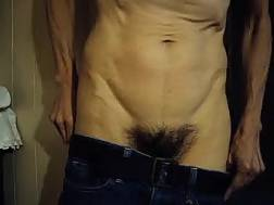 mom wife shows hairy