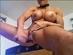 Busty and dominant