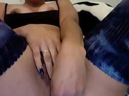 toying twat & anus
