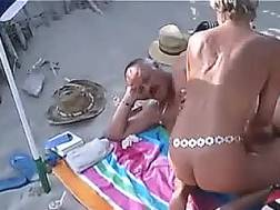 sweet nudist beach compilation