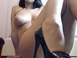 superb hispanic chick topless
