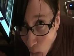 submissive nerdy white wife