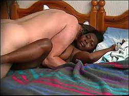 black mamma prostitute eats