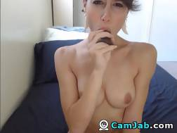 hot short haired nymph