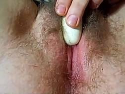 closeup solo clip fondling