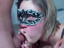 awesome deep throat suck