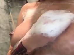 soapy shower chick amazing