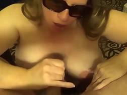 slave sucking whole wearing