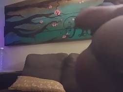 amateur ebony nymph gets