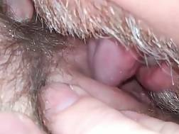 unshaved pussy licked buddy
