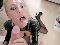 amazing facial blondie girlie