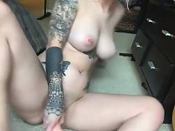 sexy & naughty tattooed