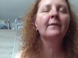 chubby mature wife enjoys