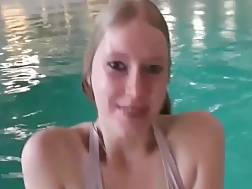 pool quickie changing apartment