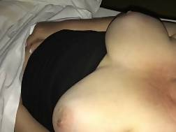 mom huge breasts making
