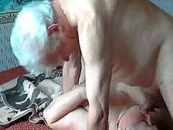 old couple passionate sex