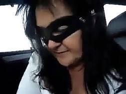 masked mature bitch incredible