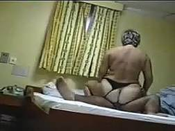 curvaceous mature housewife rides