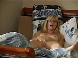 light haired mature wife