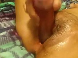 unshaved pussy solo nymph
