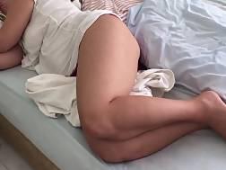 pregnant mature mamma bed