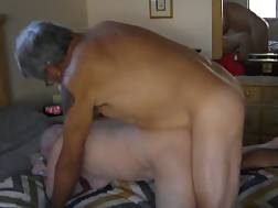 shaved old girlie fucking