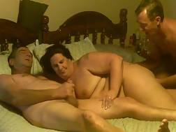 husband sharing fat wifey