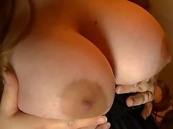 amazing breasts cumshot