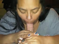 mature dark skinned sucking