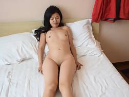 nailed first asian chick