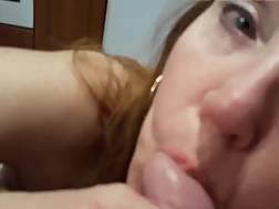 mature amateur lady sucks