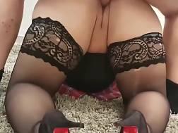 chubby secretary ready penetrating