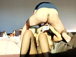pantyhose mistress surprised room